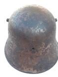 Германская каска М16 (рогач, штальхельм, Stahlhelm), Первая мировая война, фото №6