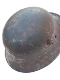 Германская каска М16 (рогач, штальхельм, Stahlhelm), Первая мировая война, фото №7