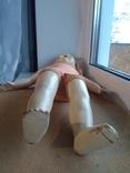 Кукла пресс.опилки паричковая 47см., фото №7