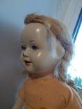 Кукла пресс.опилки паричковая 47см., фото №11