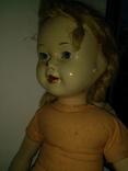 Кукла пресс.опилки паричковая 47см., фото №12