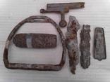 Железо с полей ВОВ, фото №2