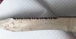 Нож с пилой.(Клеймо), фото №5