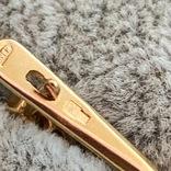 Золотые серьги, фото №4
