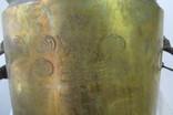 Самовар под реставрацию 54 см, фото №4
