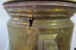 Самовар под реставрацию 54 см, фото №7