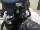 Canon 450D с объективом Sigma 18-200 DC OS, фото №3