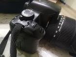 Canon 450D с объективом Sigma 18-200 DC OS, фото №4