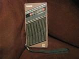 Транзисторный радиоприёмник - Имула - СССР., фото №2