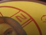 Настенная тарелка - Господь Вседержитель., фото №4