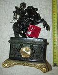 Часы интерьерные Всадник, фото №7