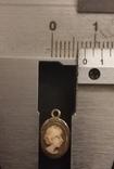 Старинная миниатюрная камея, фото №7