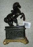Часы интерьерные Спартанец с конем, фото №6
