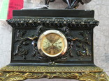 Часы интерьерные Спартанец с конем, фото №7