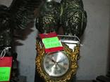 Часы интерьерные Совы, фото №5