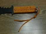 Томагавк тактический АК-228 з чехлом, фото №5
