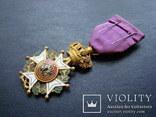 Бельгия - Орден Леопольда I, фото №3