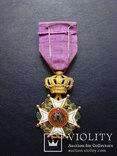 Бельгия - Орден Леопольда I, фото №5