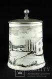 Коллекционная пивная кружка. Kaiser. Hubert Weber Design. Германия. (0373), фото №4