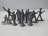 Солдатики оловянные СССР, фото №2