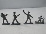 Солдатики оловянные СССР, фото №5