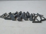 Солдатики оловянные СССР, фото №11