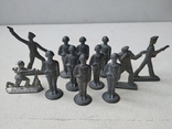 Солдатики оловянные СССР, фото №12