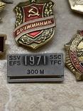 Знаки и кокарды СССР, фото №3