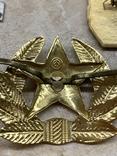 Знаки и кокарды СССР, фото №7