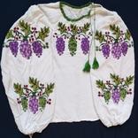 Сорочка Вишиванка Старовинна  Вишита сорочка Ручна робота, фото №2