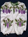 Сорочка Вишиванка Старовинна  Вишита сорочка Ручна робота, фото №10