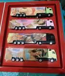 Набор грузовиков из Германии с рекламой, фото №5