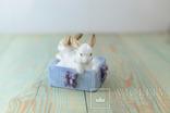 Статуэтка кролики NAO Lladro Daisa 1988, фото №2