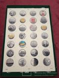 Годовой набор памятных и юбилейных монет Украины 2018г. с упаковкой, фото №6