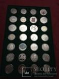 Годовой набор памятных и юбилейных монет Украины 2018г. с упаковкой, фото №2