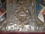 1809 Священное Евангелие Серебро 84 - 35х23 см, фото №9