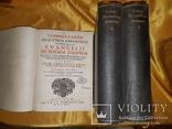 1725 Толкование на Евангелие от Иоаннав 3 томах, фото №2