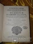 1725 Толкование на Евангелие от Иоаннав 3 томах, фото №9