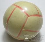 Елочная игрушка мяч, фото №4