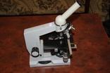 Микроскоп Ломо Р15 с препаратоводителем. №34, фото №4