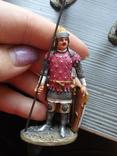 Del Prado Hungarian Cuman Light Cavalryman, c. 1375, фото №4