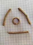 Золотий Накоснік РЖВ і чотири пружинки., фото №3