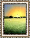 Картина Спогади та мрії, 15х20см. Живопис на полотні., фото №2