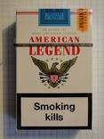 Сигареты American Legend white