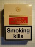 Сигареты GOLDEN AMERICAN 25 шт.