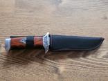 Армейский нож Columbia USA К313В Нож охотничий туристический Columbia, фото №4