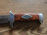 Армейский нож Columbia USA К313В Нож охотничий туристический Columbia, фото №6