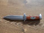 Армейский нож Columbia USA К313В Нож охотничий туристический Columbia, фото №7