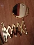Зеркало выдвижное для бритья, фото №2