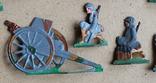 Солдатики оловянные - Heinrichsen - артиллерия., фото №3